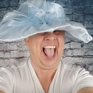 Deborah Fashions Church/Derby Hat